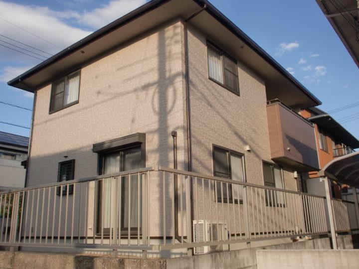 倉敷市連島 K様邸 屋根・外壁塗装工事