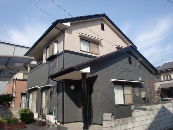 倉敷市連島町 K様邸 屋根・外壁塗装工事