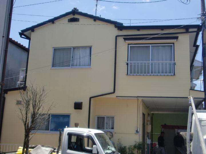 総社市 M様 屋根・外壁塗装