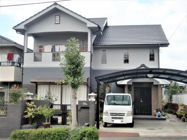 岡山市東区城東台 M様邸 屋根・外壁塗装工事