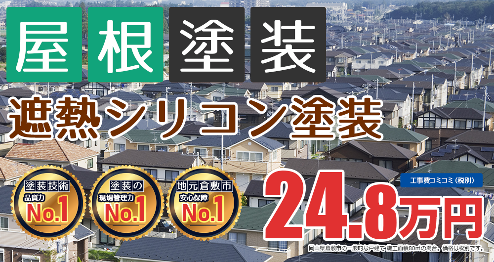ラジカルプラン塗装 24.8万円(税込27.2万円)