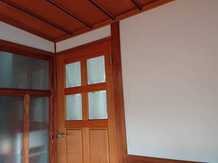 倉敷市連島町 S様邸 室内塗装工事