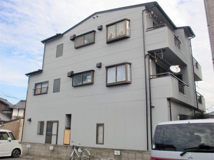 倉敷市白楽町 Y様邸 屋根・外壁塗装工事