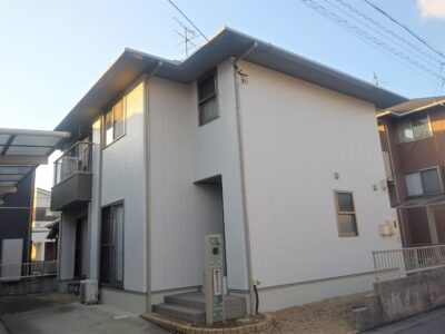 岡山市南区 O様邸 屋根・外壁塗装工事