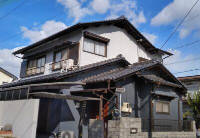 倉敷市神田 Y様邸 外壁塗装工事