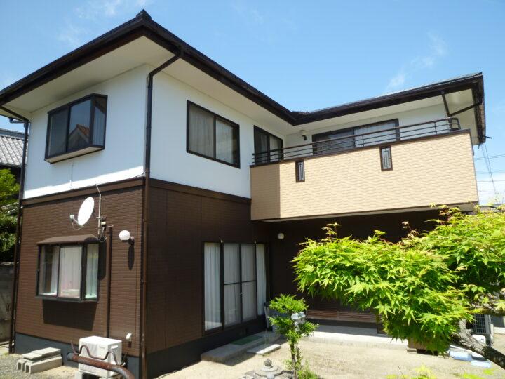 倉敷市児島 K様邸 屋根・外壁塗装