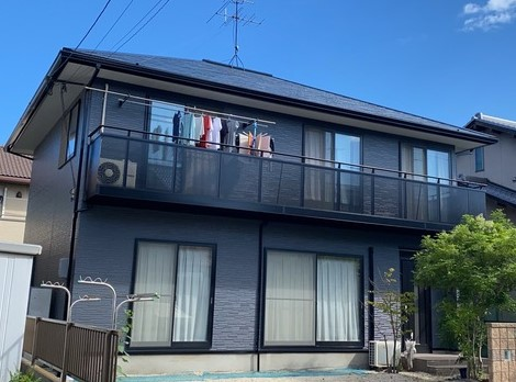倉敷市藤戸町 G様邸 屋根・外壁塗装工事