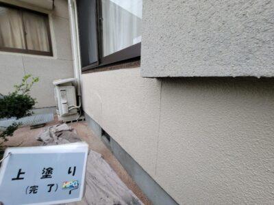 玉野市和田 H様邸 外壁塗装工事
